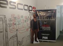 FOX+ e Escape Time levam público para dentro da trama de 1 CONTRA TODOS