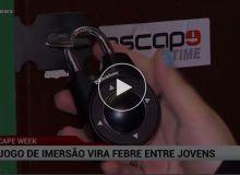 Escape Time Brasil no Escape Week