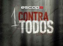 FOX+ leva público para dentro da trama de  '1 CONTRA TODOS', a nova produção original, através de 'Escape'